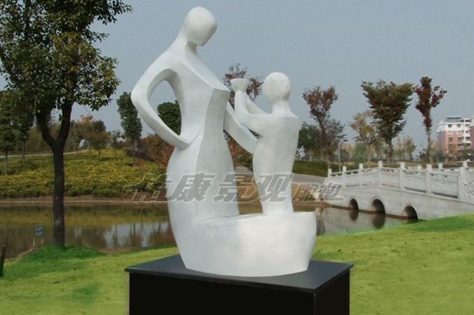 淮安金湖人民公园雕塑